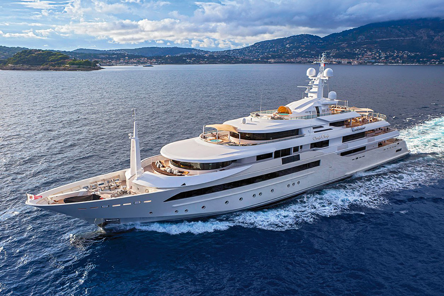 Chopi Chopi al World Superyachts Awards