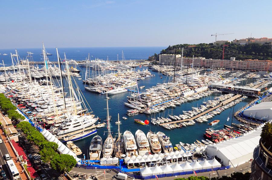 Monaco Boat Show Fiera Internazionale